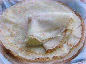 Рисовые блины рецепт с фотографиями