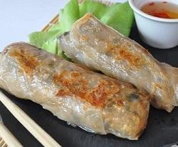 Вьетнамские блины нэм с мясом